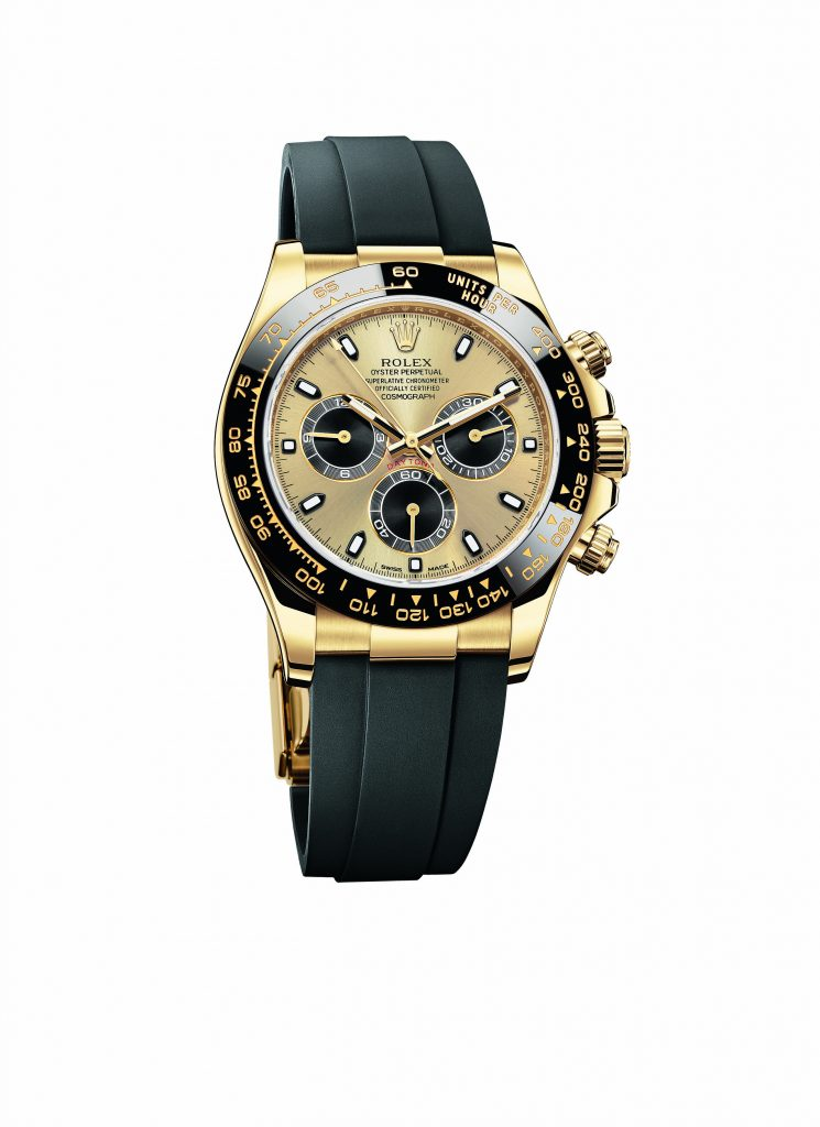 Oyster Perpetual Cosmograph Daytona Or Jaune