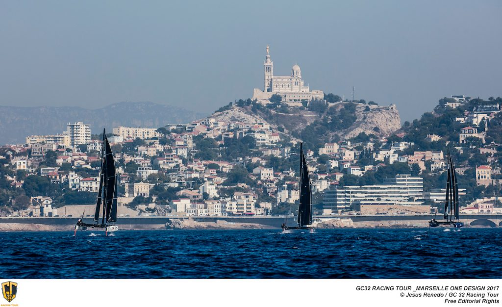 Marseille à l'honneur © Jesús Renedo / GC32 Racing Tour