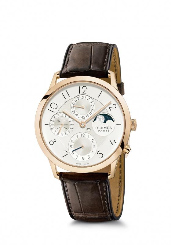 9b1d8784af Slim d'Hermès Manufacture - Passion Horlogère