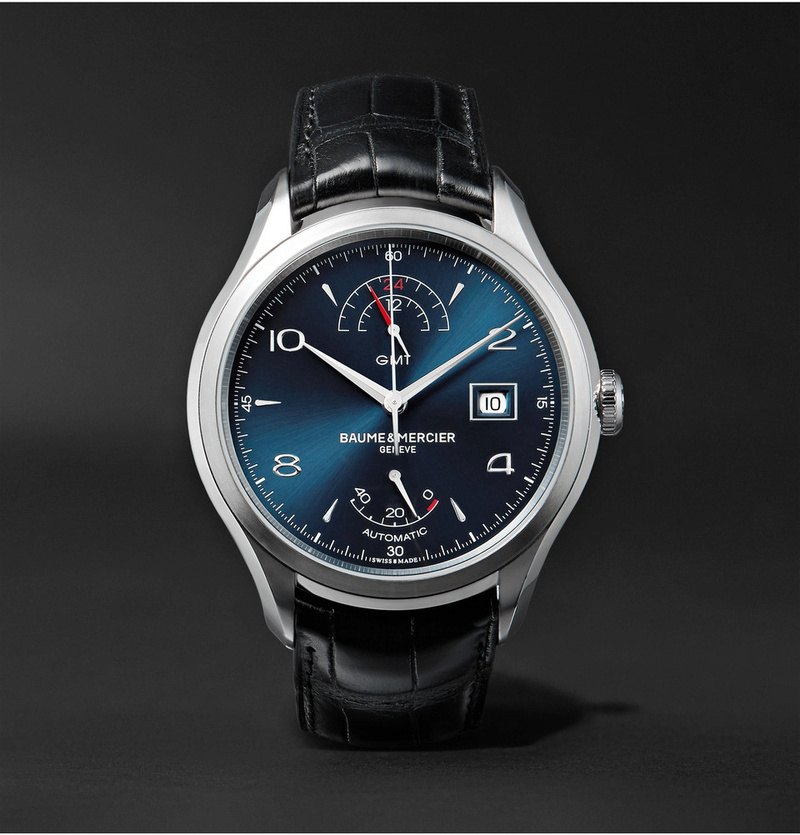 Baume & Mercier & Mr Porter
