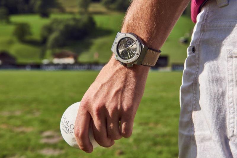 Hublot Hublot Classic Fusion Chronograph Chukker
