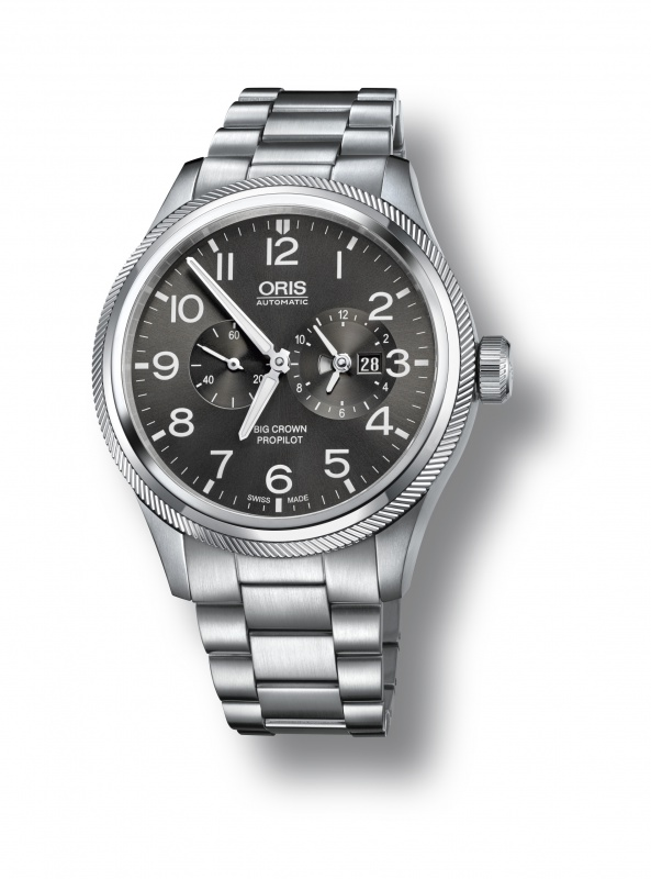 Nouvelle Oris Big Crown ProPilot Worldtimer
