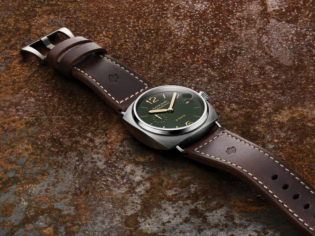 Panerai Radiomir 8 Days Titanio (45mm)