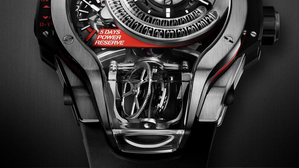 Le tourbillon, plus belle complication horlogère pour Ricardo Guadalupe