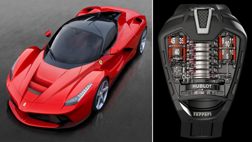 Hublot MP-05 La Ferrari