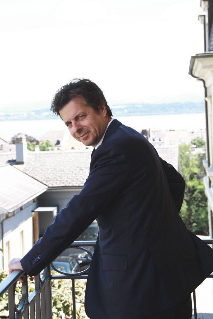 Jérôme Biard à la tête de Corum & Eterna