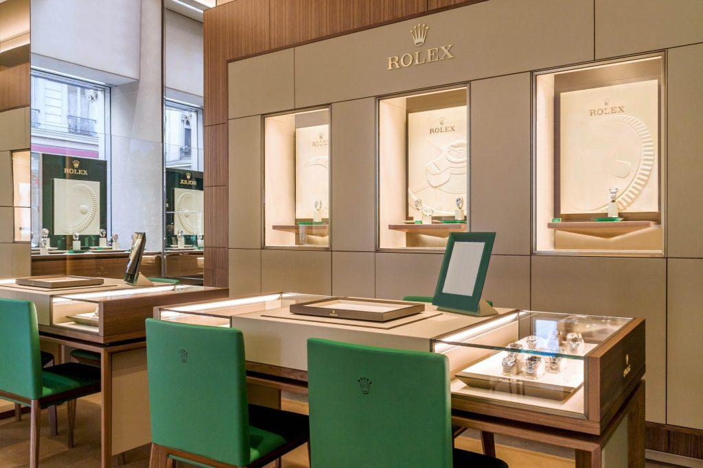 Boutique Rolex Maier à Lyon
