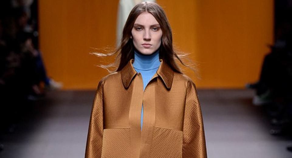 Défilé Hermès Fashion Week Paris automne-hiver 2016-2017