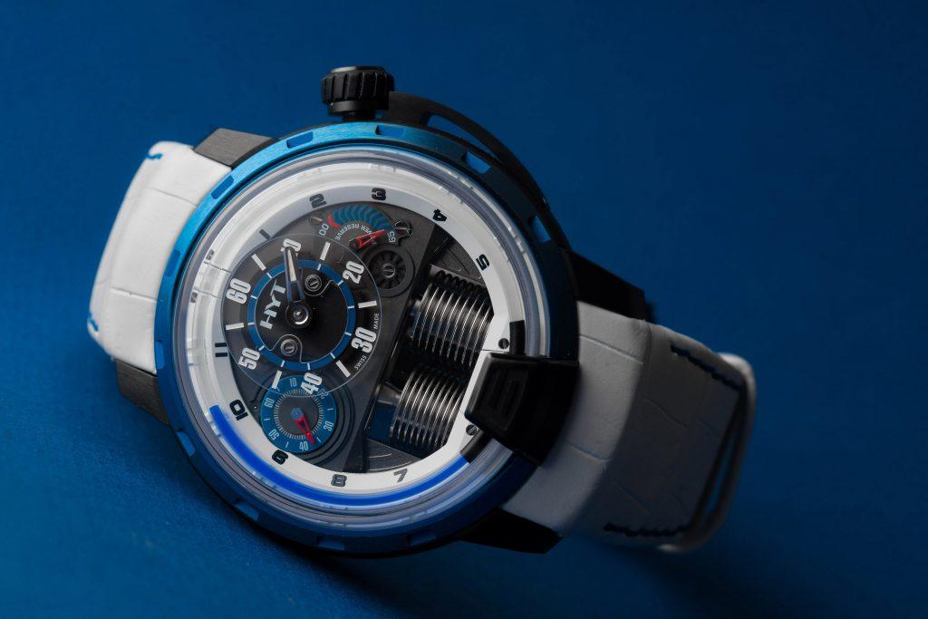 HYT H1 Antoine Griezmann - Bleue, blanche, et rouge