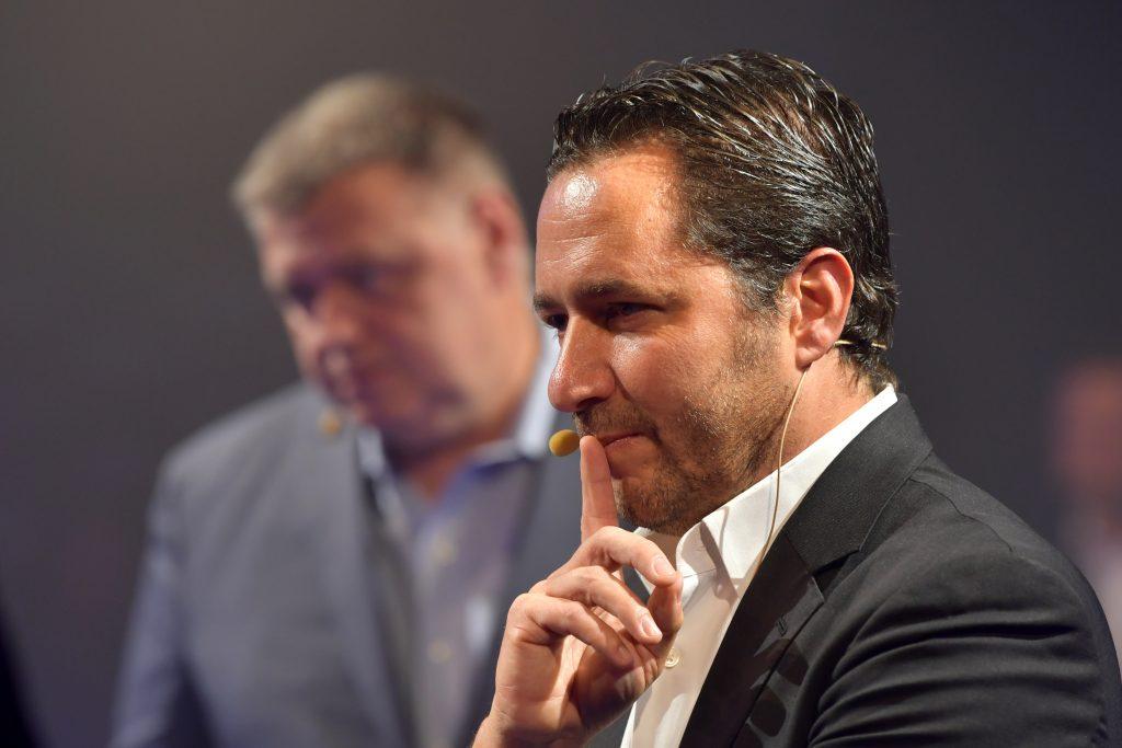 Julien Tornare, CEO de Zenith, une marque LVMH