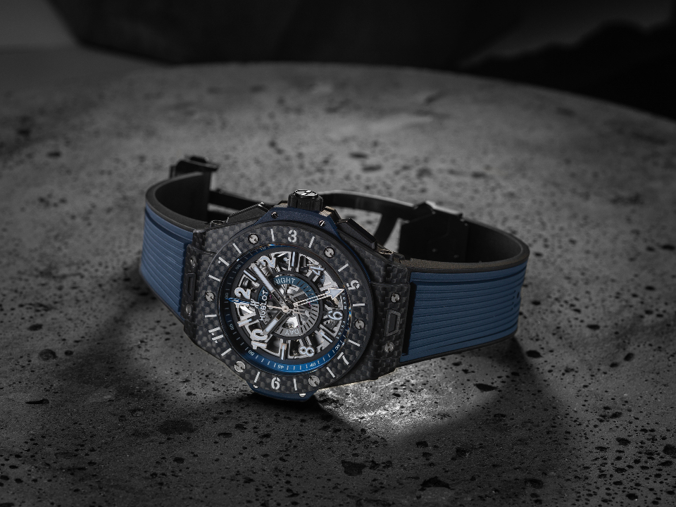 Hublot Big Bang Unico GMT Carbone