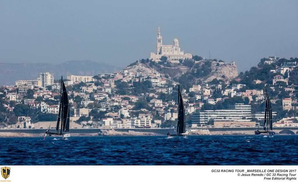 Marseille à l'honneur © Jesús Renedo / GC32 Racing Tour