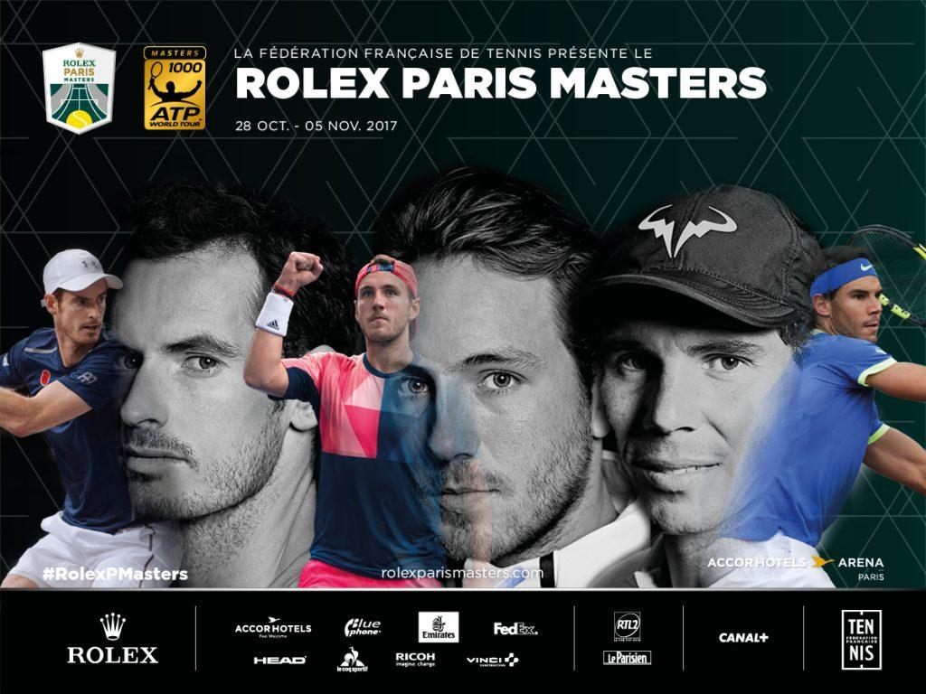 Rolex Paris Master 2017