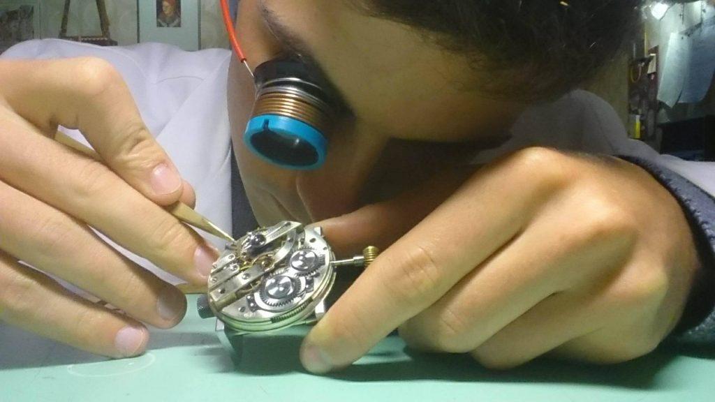 Les Rhabilleurs ont pour mission de s'occuper de vos montres