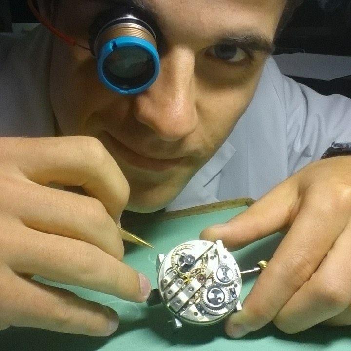 Loïc, Horloger Rhabilleur