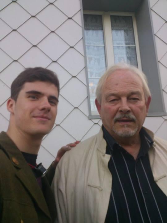 Loïc et Philippe Dufour