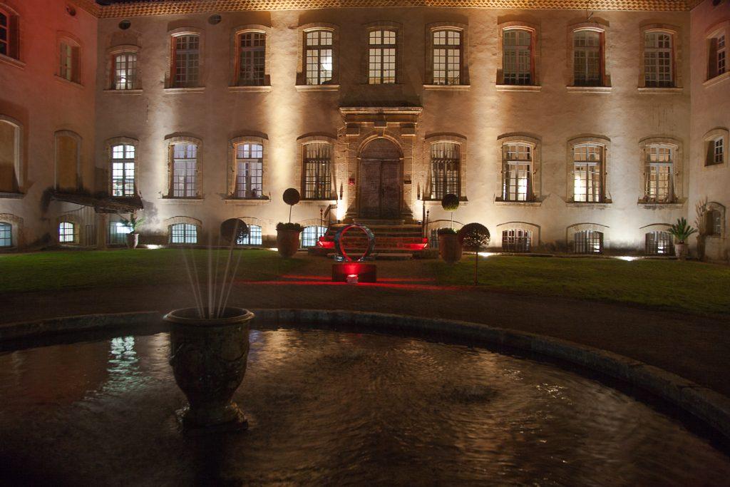 Le Château de la Pioline à Aix-en-Provence aux couleurs d'Omega et de Bellini Haute Horlogerie