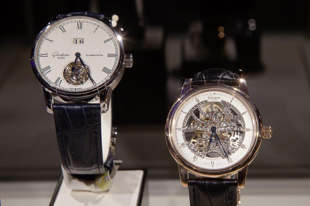 La Haute Horlogerie selon Glashütte Original, chez Bellini Aix-en-Provence
