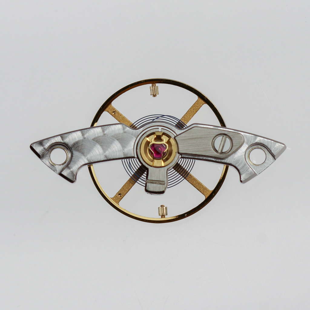 Balancier / spiral de Rolex Submariner