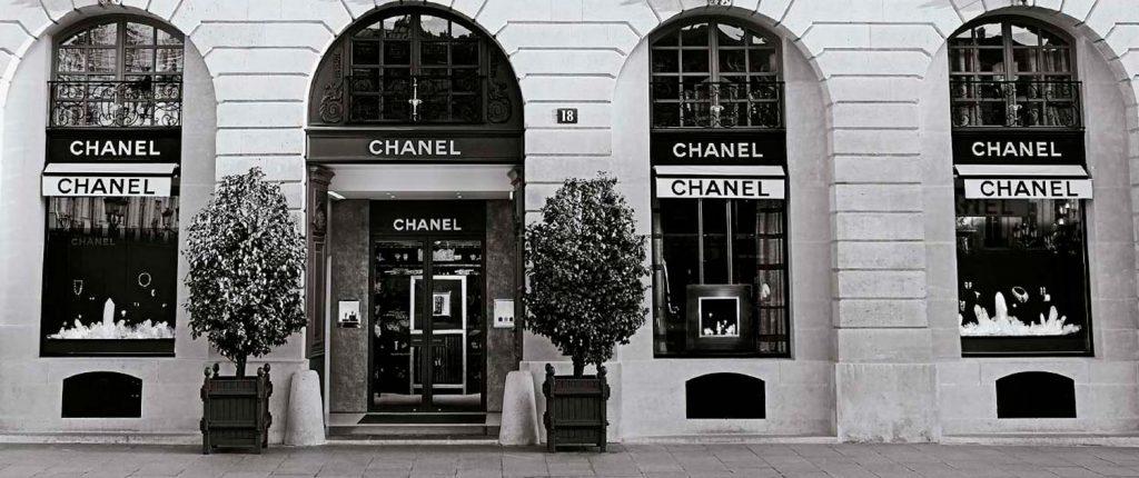 Chanel, quatrième du classement