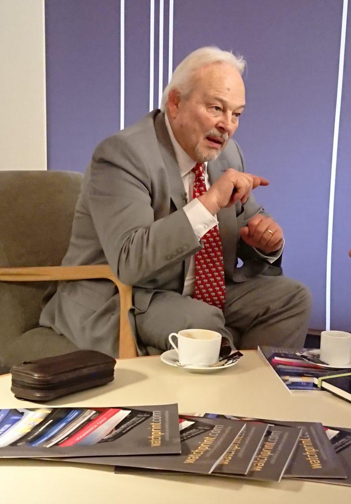 Philippe Dufour, le Maître horloger de la Haute Horlogerie