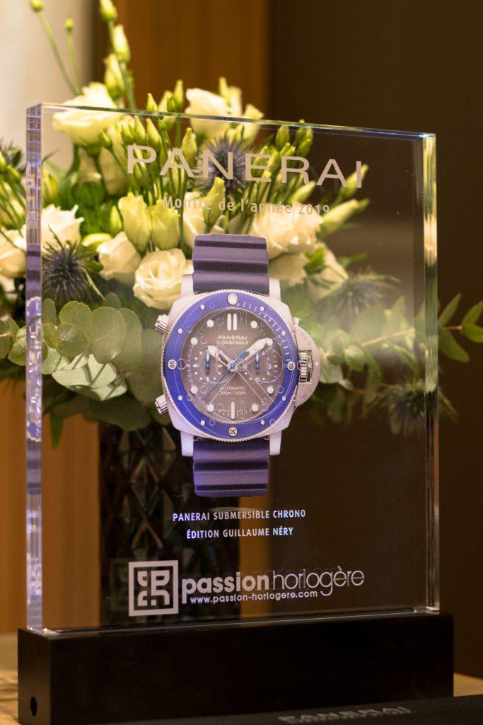 La dernière montre primée par Passion Horlogère