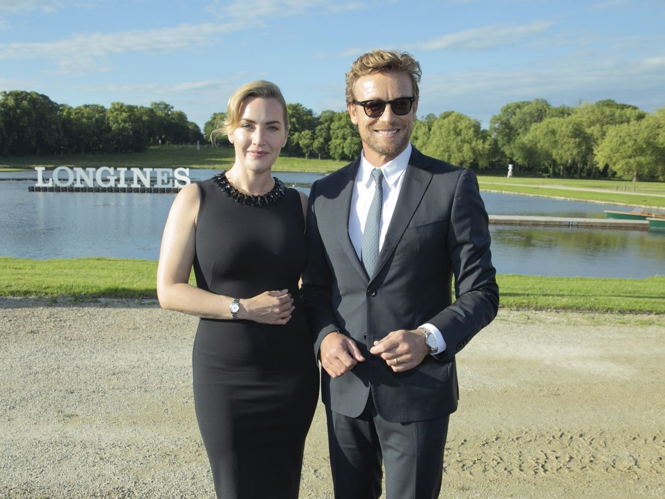 Kate Winslet et Simon Baker incarnent la collection Record