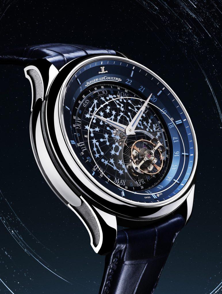 Jaeger-LeCoultre présente la Master Grande Tradition Tourbillon Céleste - Passion Horlogère