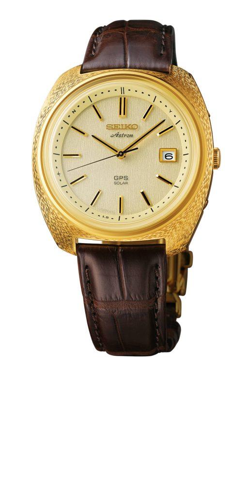 Une montre élégante et collector