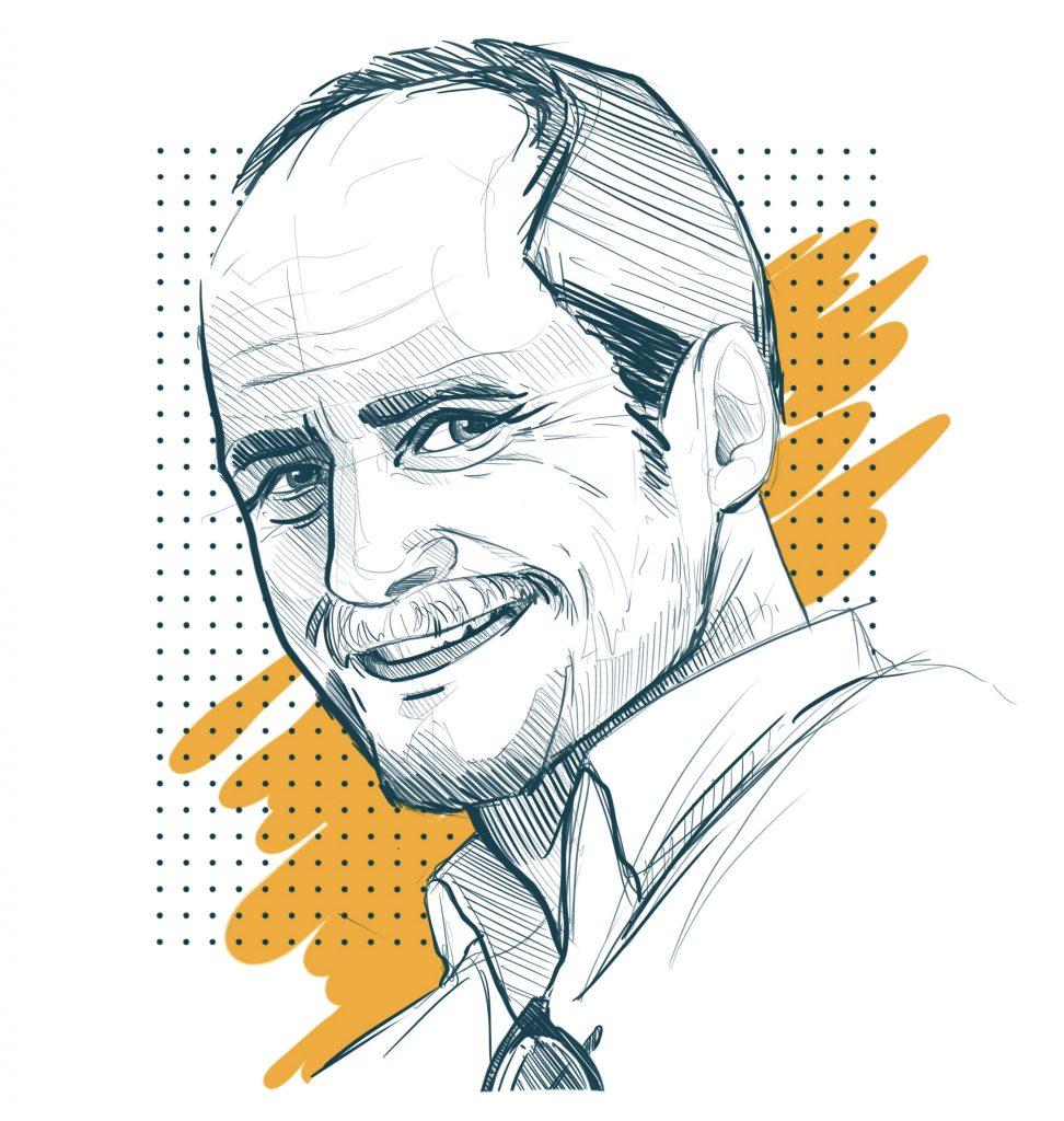 Pierre Muller, médecin urgentiste, bénévole pour l'association Douleur sans frontière.