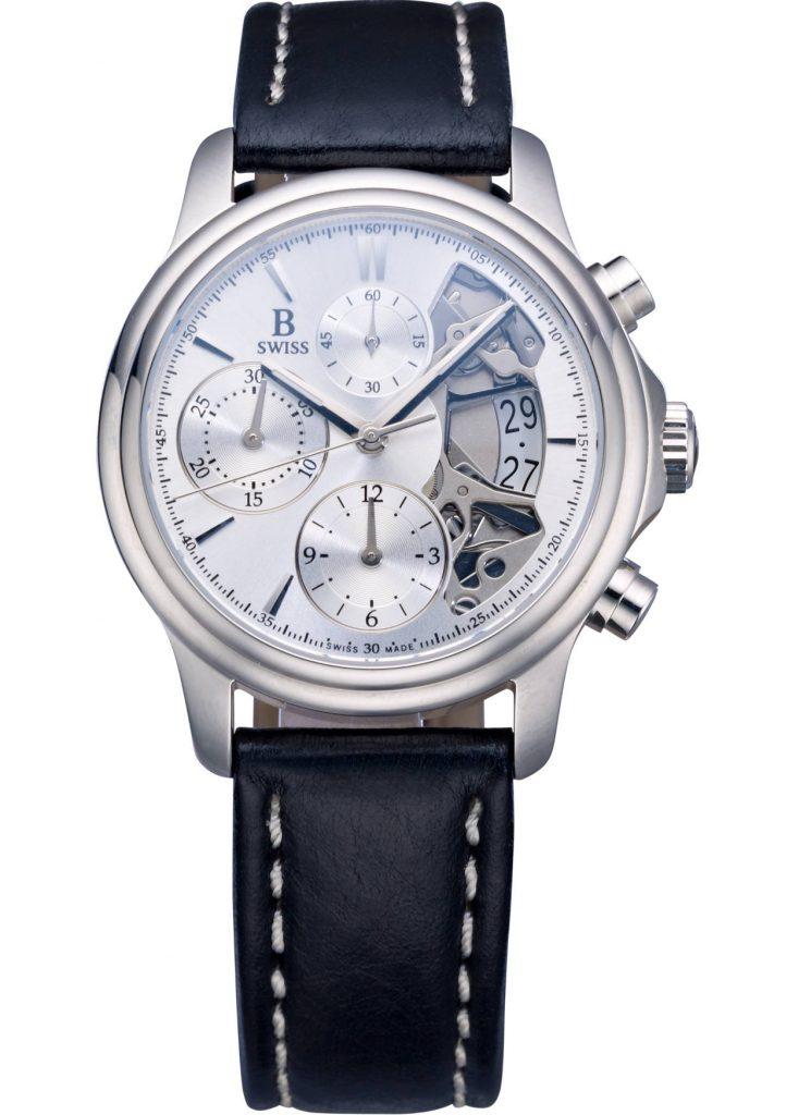 B Swiss Prestige Chronograph