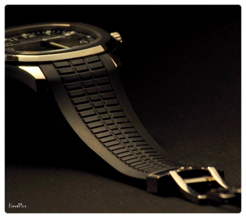 Le bracelet propose une intégration parfaite.