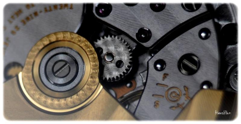 Détails du calibre 324SC
