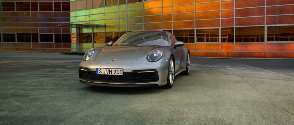 Porsche et sa légendaire 911
