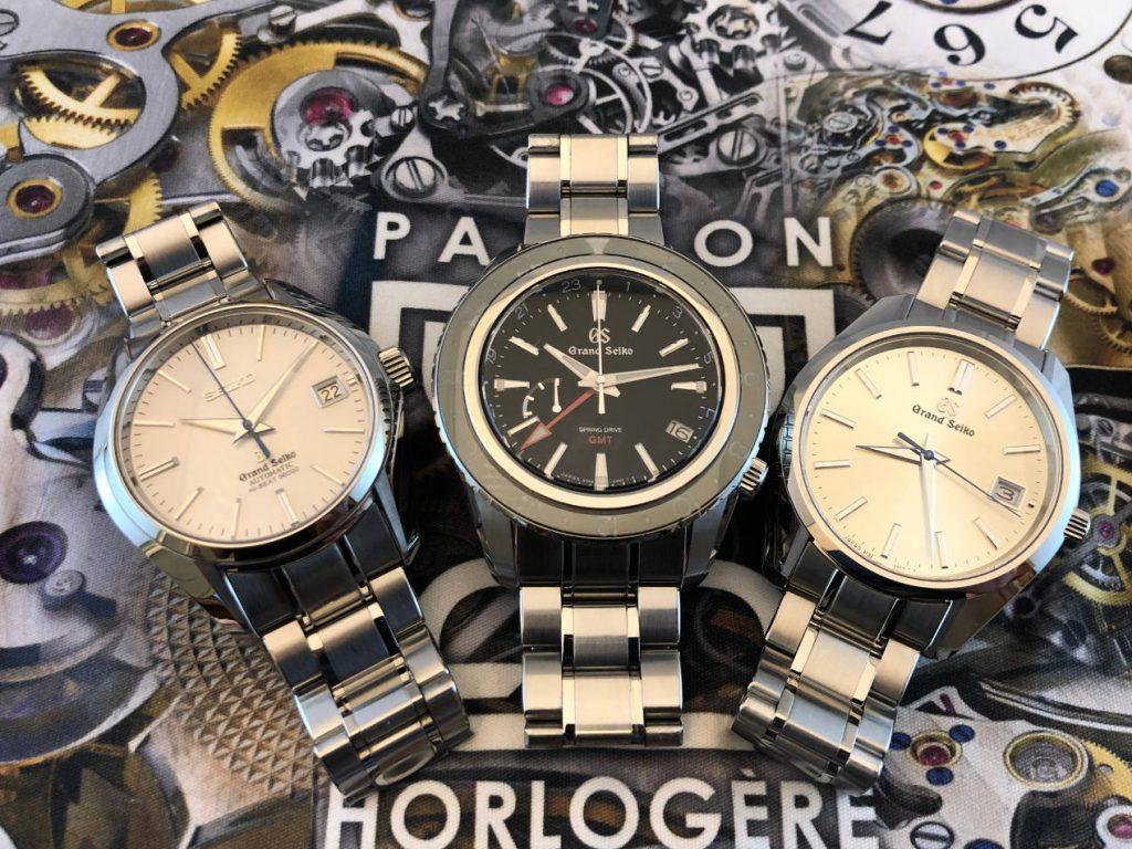 Grand Seiko représente le luxe horloger nippon