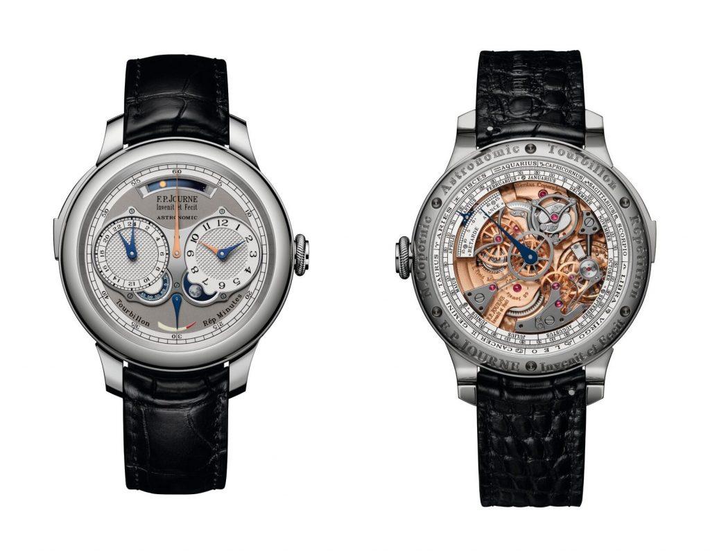 F.P.Journe dévoile l'Astronomic Souveraine - Passion Horlogère