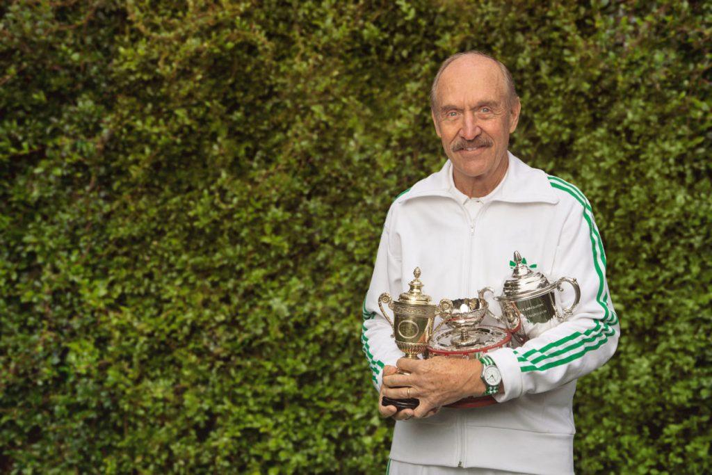Stan Smith, le tennisman aux 100 victoires