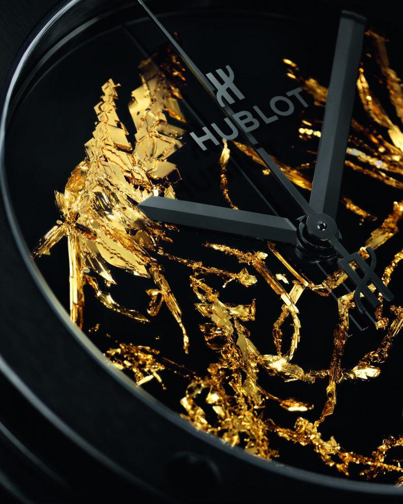 Hublot présente la Classic Fusion Gold Crystal - Passion Horlogère