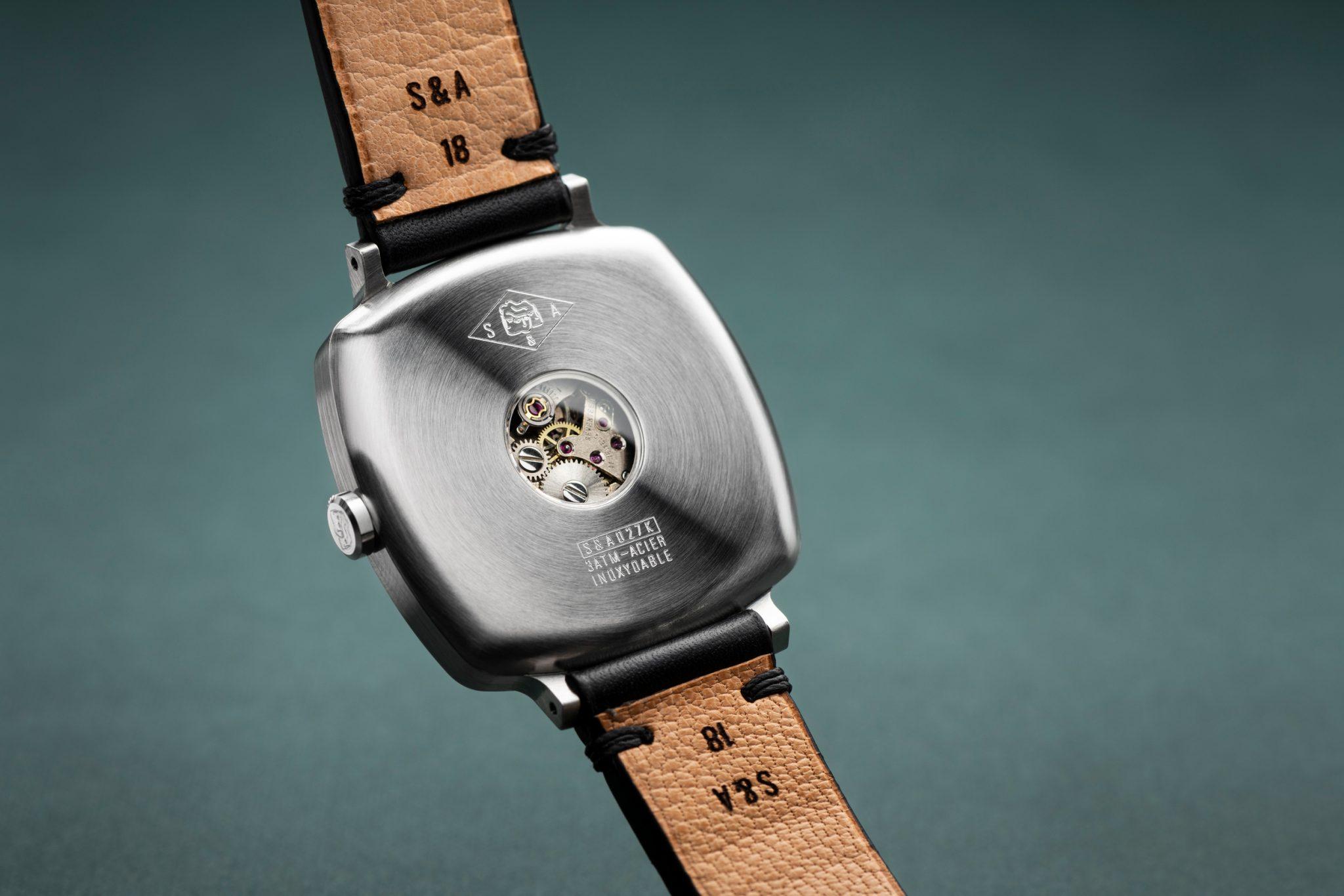 SEMPER & ADHUC, une marque de montres artisanales française
