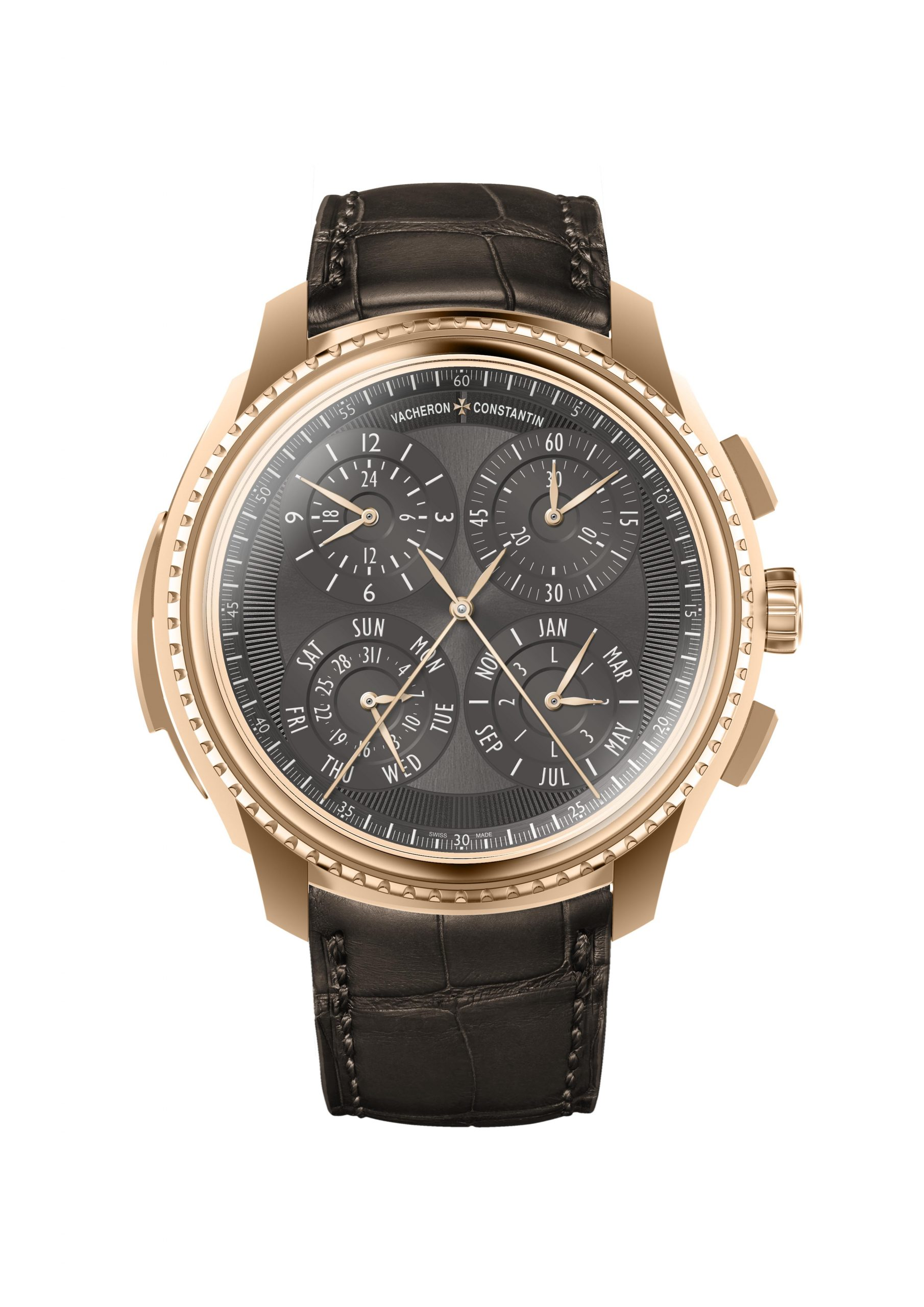 Les Cabinotiers Grande Complication chronographe à rattrapante – Tempo