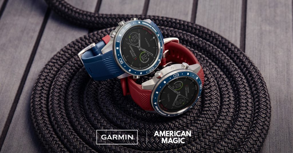 Garmin Marq Captain American Magic Edition