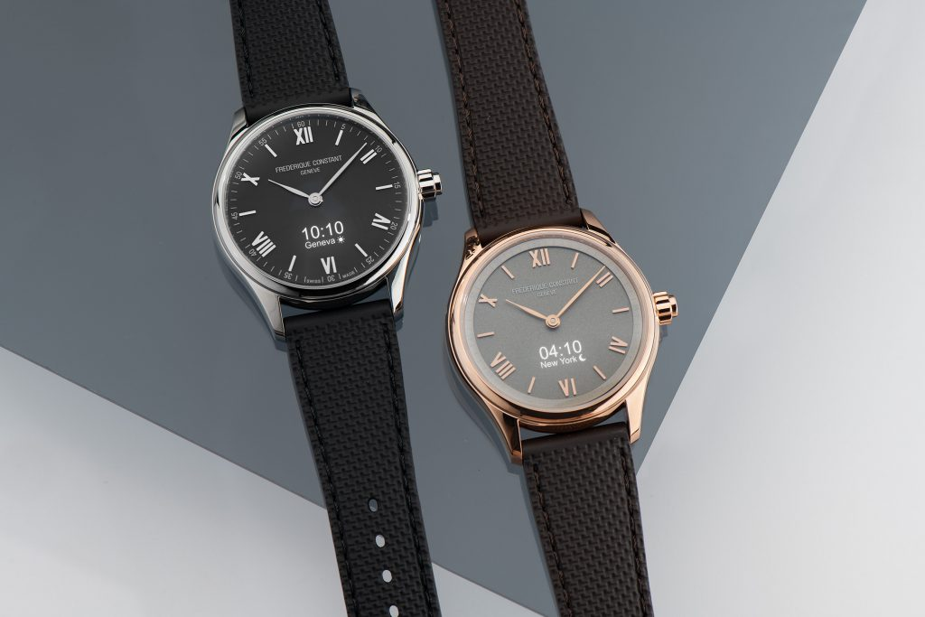 Frederique Constant mise sur le Connected Swiss Made