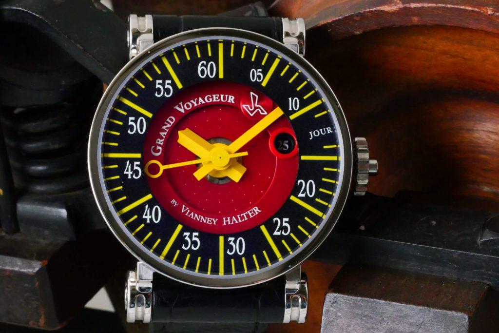 Vianney Halter Grand Voyageur - Crédit photo The Watch Press