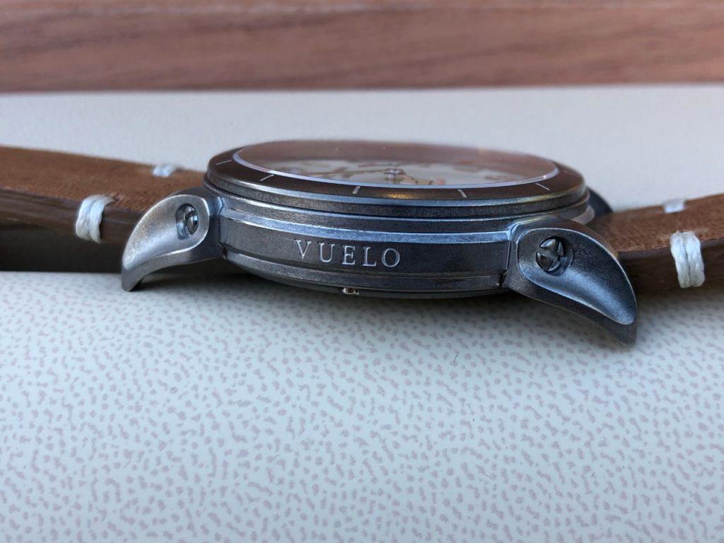 Un design parfaitement étudié qui rend la montre très confortable.