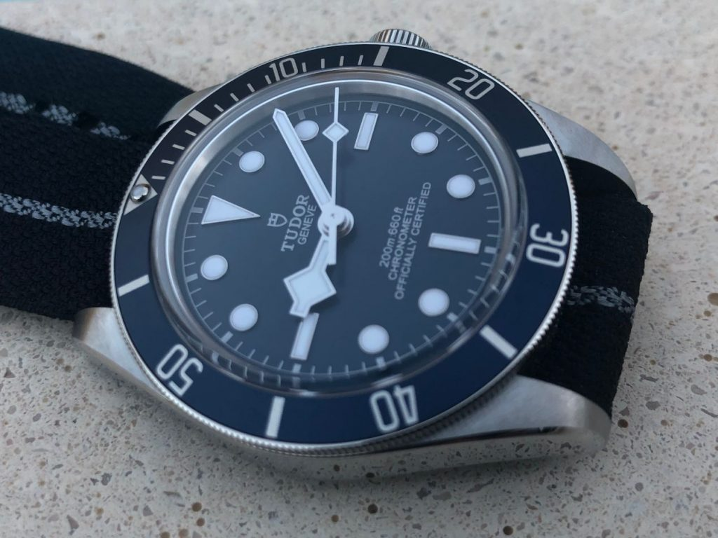 La nouvelle Tudor Black Bay 58 Blue Navy