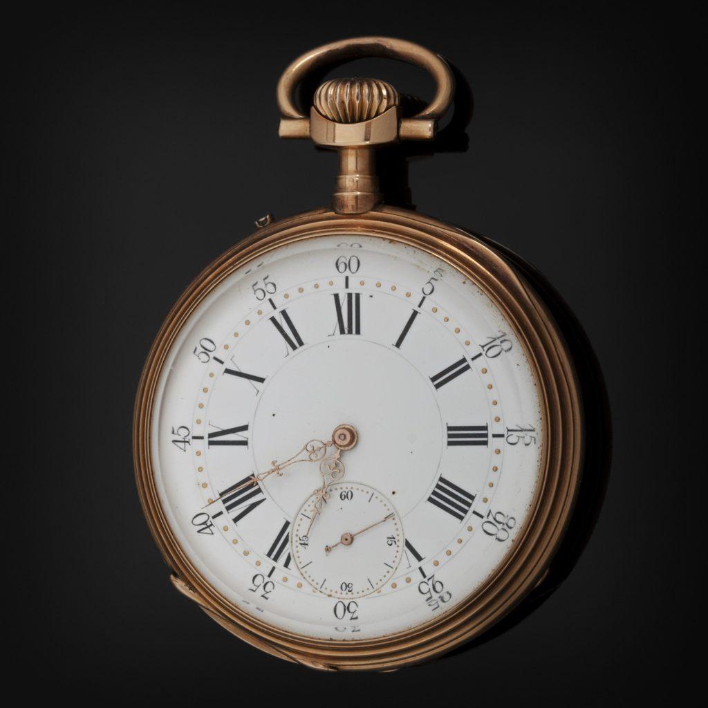 Une montre à gousset - Source Internet