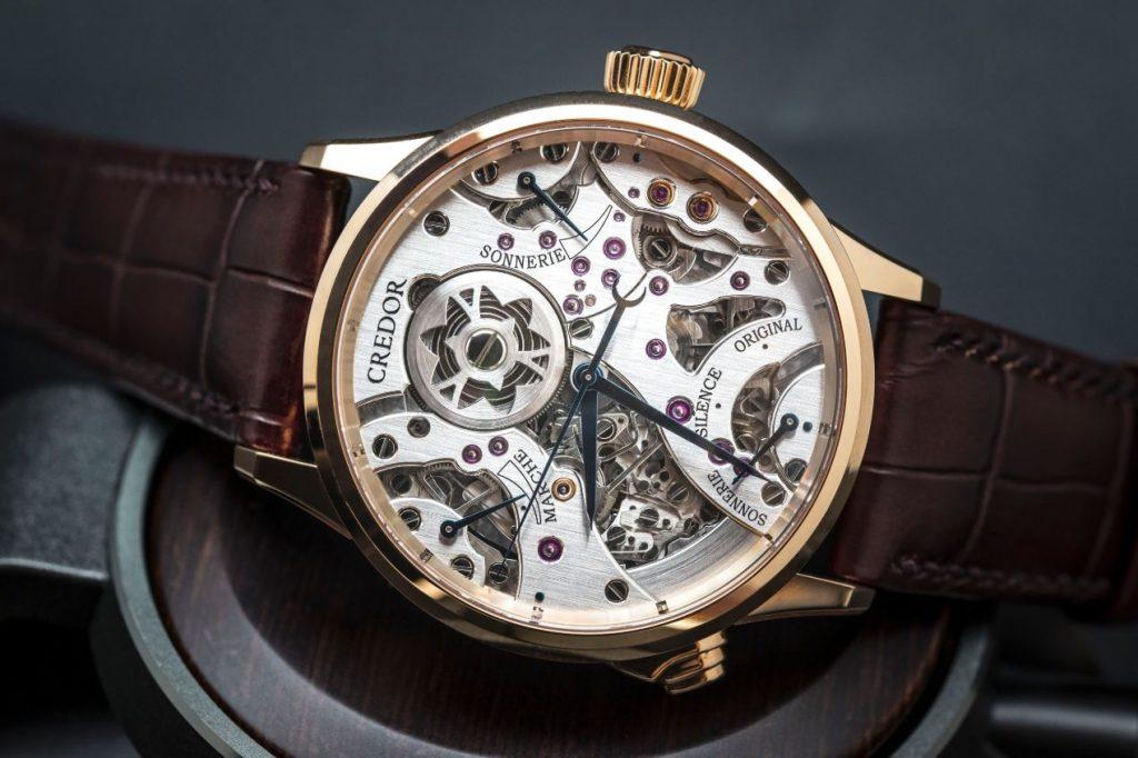 Credor Sonnerie - Excellence de la Haute Horlogerie nippone