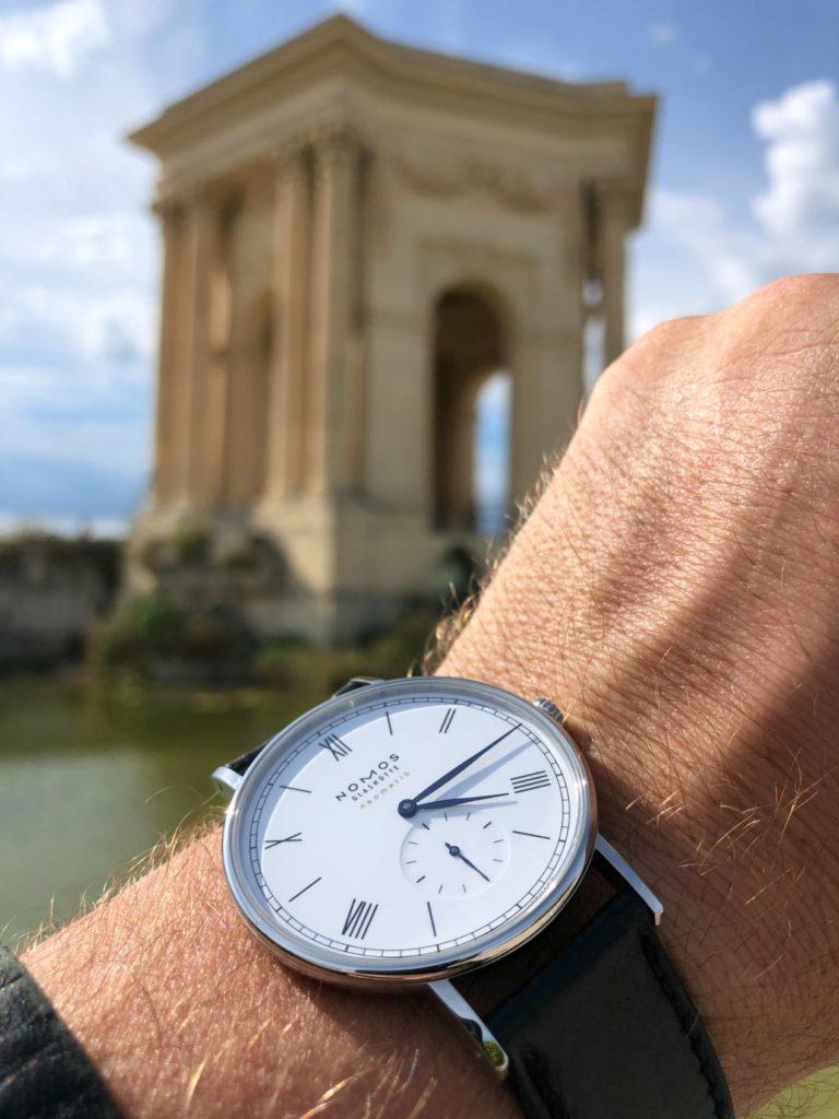 Une montre très agréable à porter en toutes circonstances !