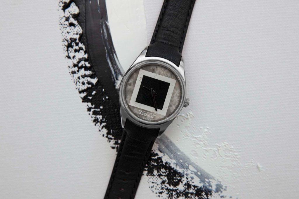 Une montre au cadran de toute beauté