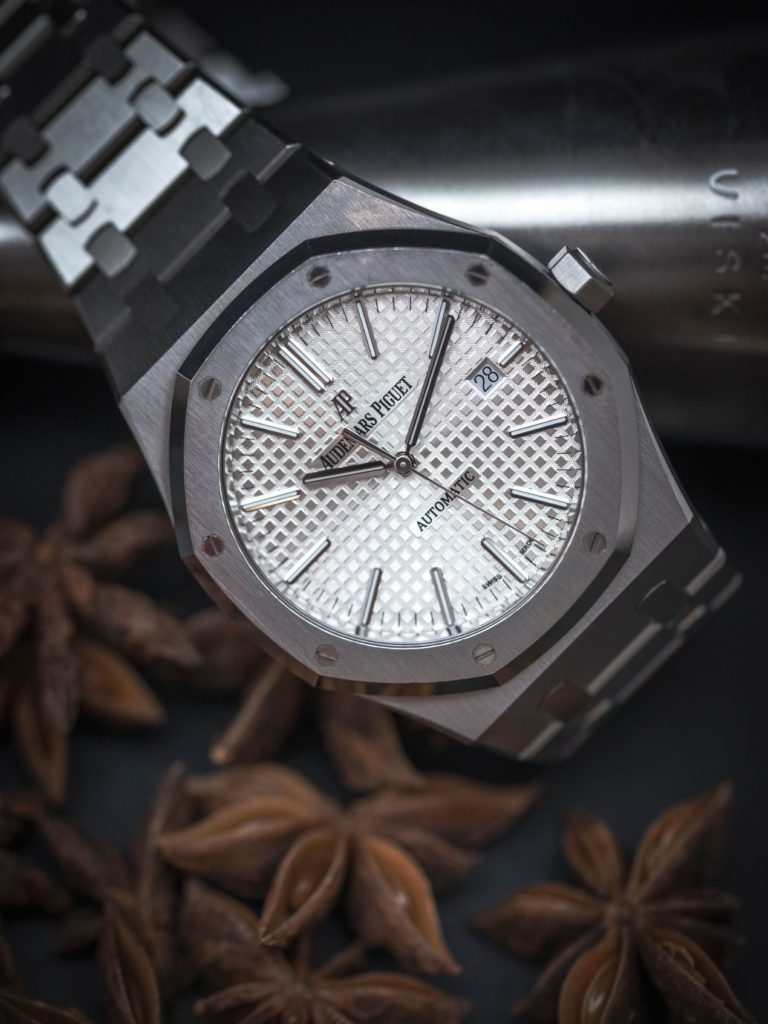 Audemars Piguet Royal Oak 15400 ST